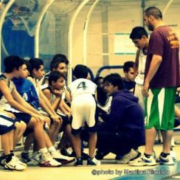 I giovani dell'Orlandina Basket