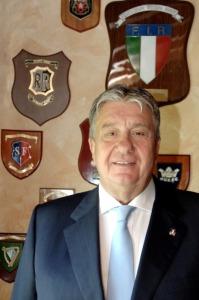 Il Presidente Fir Alfredo Gavazzi