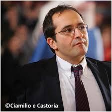 Il vice allenatore dell'Upea Orlandina Gennaro Di Carlo