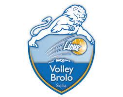 Il logo del Volley Brolo