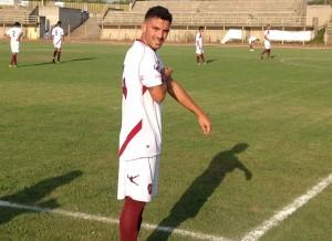 Roberto Insigne, tre gol all'attivo con gli amaranto
