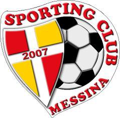 Il logo dello Sporting Club Messina