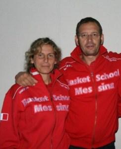 Patrizia Samiani e Massimo Zanghì