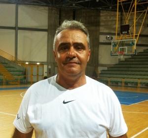 Il coach pattese Pippo Sidoti