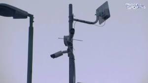 telecamere videosorveglianza stadio San Filippo (2)