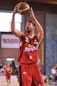 L'ex Barcellona Nicola Natali