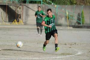 Fabio Buda, già match-winner contro il Venetico, protagonista anche in Coppa Sicilia nelle vesti di assist-man (foto Giovanni Isolino)