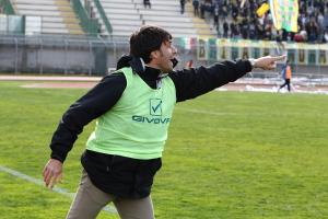 Gianluca Grassadonia, tecnico del Messina