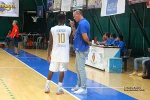 Coach Priulla e l'americano Hudson