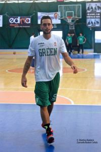 Daro Gullo (Green Basket Palermo)