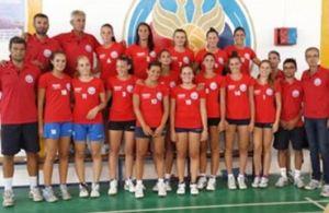 Il team dell'Effe VOlley