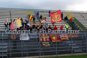 I tifosi giallorossi