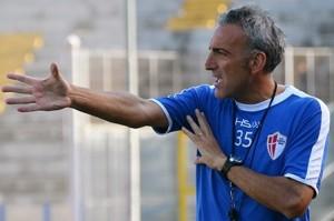 Vincenzo Feola, tecnico dell'Akragas