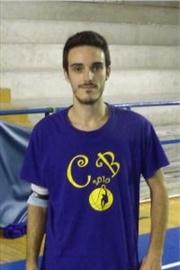 Il capitano del Castanea Nicola D'Ignoti
