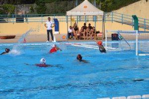 Il Gol del 4-1 realizzato da Apilongo (foto Omar Menolascina)