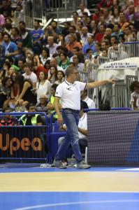 Coach Giulio Griccioli