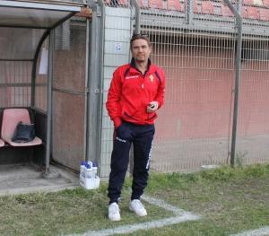 L'allenatore peloritano D'Andrea