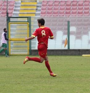 Ferreira, autore del gol della bandiera nell'ultimo 1-4 (foto Furrer)