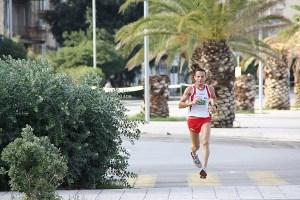 Il vincitore Vito Massimo Catania