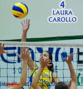 Laura Carollo in azione