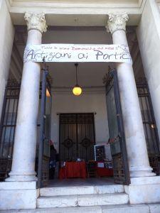 Artigianato ai Portici Piazza Antonello