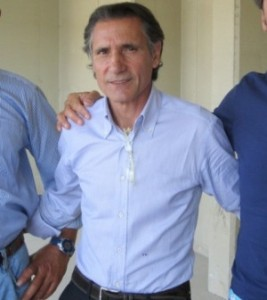 Francesco Dellisanti, allenatore del Torrecuso