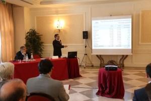 Denis Pantini durante il forum