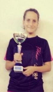 Maria Abate, vincitrice