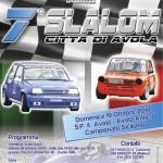 Il 7° Slalom città di Avola
