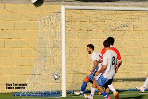 Rocca-Iniziativa: lo 0-1 siglato da Castellino