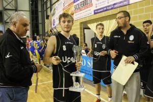 I giovani dell'Orlandina presente a Torrenova alla Coppa dell'Autonomia