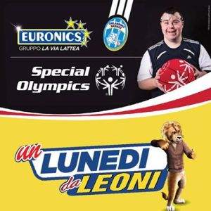 I ragazzi Special Olympics ospiti del PalaFantozzi
