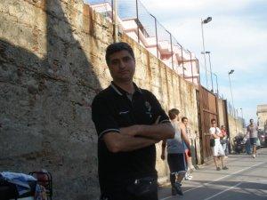 L'allenatore del Basket School Dani Baldaro