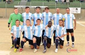 Cinque reti per la Libertas, che è anche terza nel girone A di Promozione alle spalle di Raffadali e Folgore Selinunte