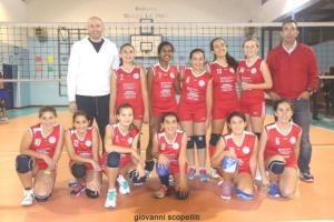 Effe Volley Under 14