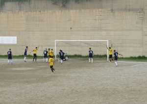 Gol 1-1 SPADAFORESE