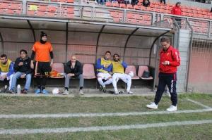 D'Andrea, allenatore del Città di Messina