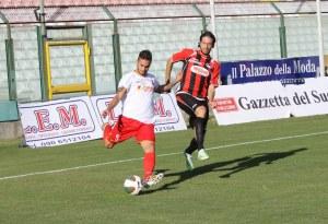 Silvestri è tornato ad agire da centrale difensivo (foto Paolo Furrer)