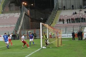 L'1-0 di Damonte