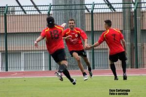 Il CUS Palermo celebra il successo nel derby con il Cefalù, agganciato al terzo posto