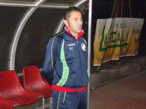 Gianluca Piscardi, allenatore del Città di Villafranca