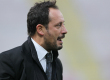 Un primo piano del direttore sportivo Fabrizio Ferrigno, furibondo per una decisione arbitrale avversa