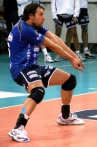 L'argentino Mauro Nicolas Vega in azione