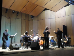 Parisi e Sinfonietta