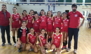 Pol. Santa Teresa Volley Under 16