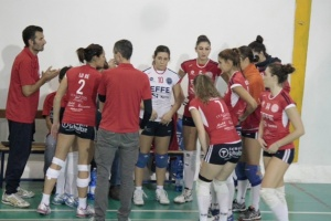 Time-out Effe Volley