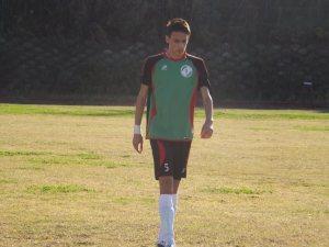 Tricomi, autore del gol partita