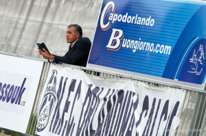 L'ormai ex vice-presidente dell'Orlandina Roberto Curasì
