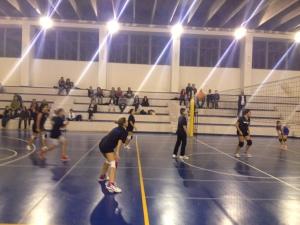 La selezione under 14 dell'Orlandina Volley