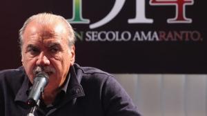 Lillo Foti, presidente della Reggina